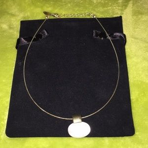 Choker! NY! Mother of pearl